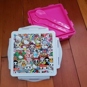 tokidoki lunch container